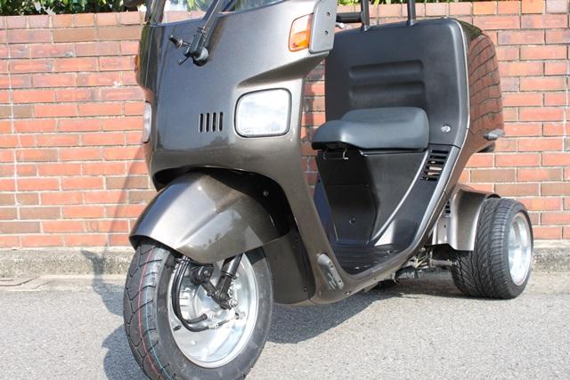 バイク修理・カスタム事例