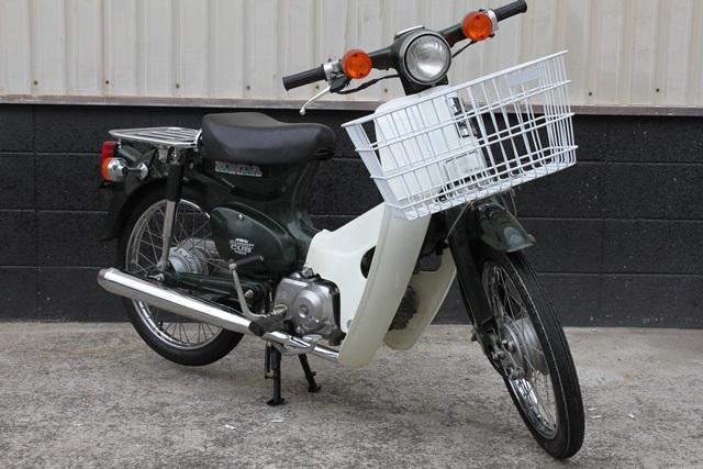HONDA スーパーカブ50DX