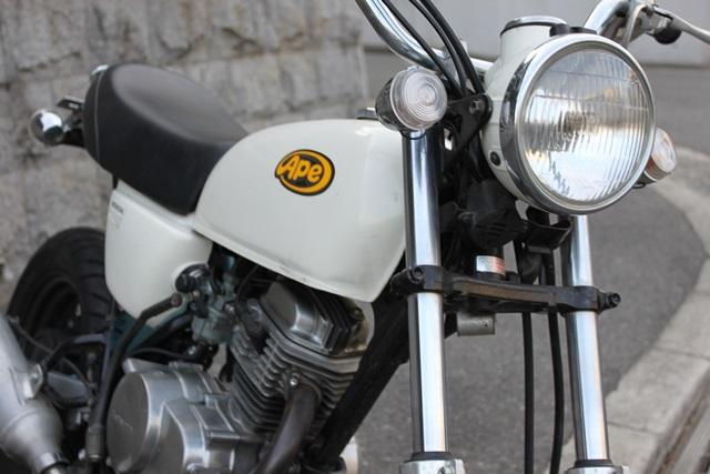 HONDA エイプ50