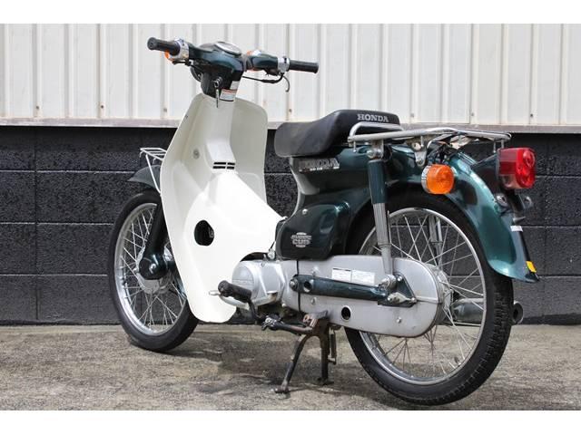 HONDA スーパーカブ50
